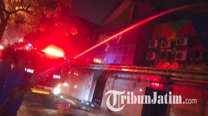 Karaoke Yayang 2 di Sidoarjo Terbakar Saat Ramai Pengunjung Semalam, Api Pertama Dari 'Room Ngawi'