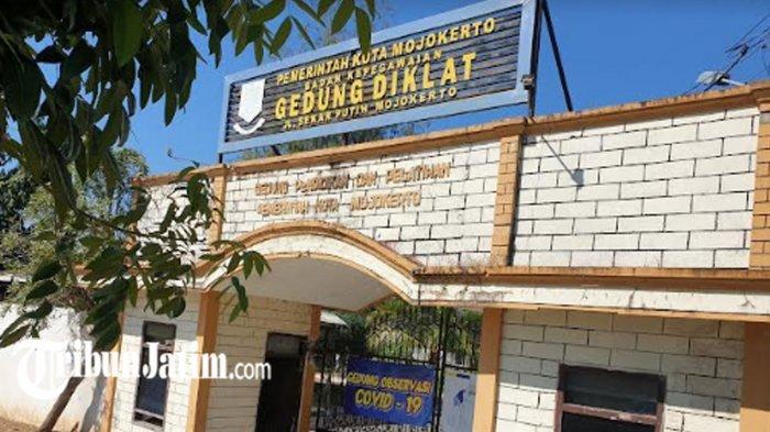 Kasus Virus Corona Melandai, Permintaan Tempat Observasi di Gedung Diklat Kota Mojokerto Menurun