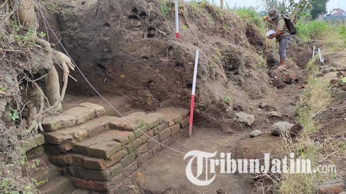 Indikasi Situs Hunian pada Temuan Struktur Bata Kuno di Blitar Berpotensi Diteliti dan Ekskavasi
