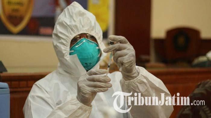 Kembali Terima Vaksin Covid-19 800 Dosis, Pemkab Trenggalek Kebut Vaksinasi Tahap Dua