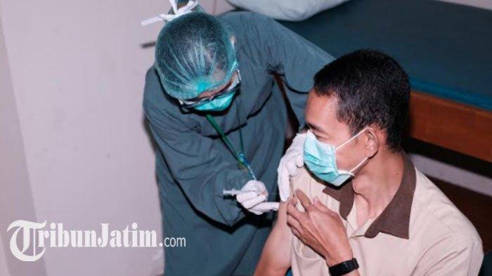 Pemkot Batu Laksanakan Simulasi Vaksinasi di RS Baptis, Dipantau Langsung oleh Dinas Kesehatan