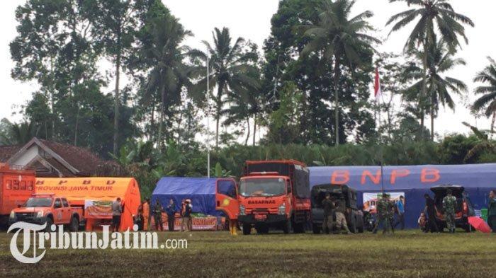 Tanggap Bencana Semeru di Lumajang  Berakhir, Tenda Pengungsian Segera Dibersihkan