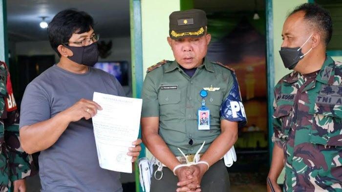 Tentara Gadungan Berpangkat Mayor Berulah di Kota Batu, Mendadak Linglung saat Ditanya