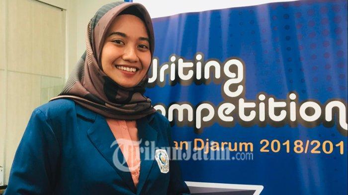 Beswan Djarum 2019 di Surabaya, Terannisa Nabilah Gagas Aplikasi Ojek Online Jemput Sampah