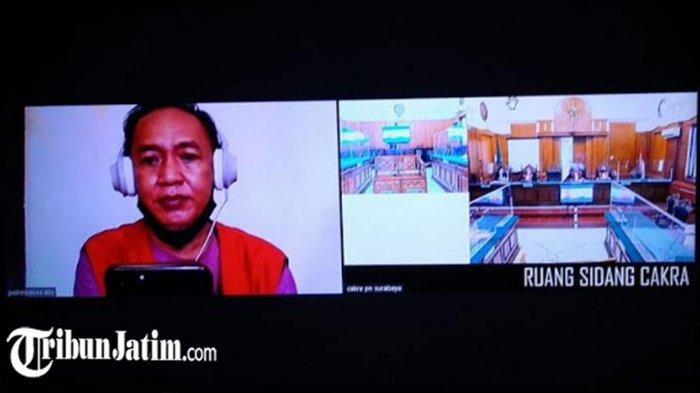 Ketangkap Basah Curi Motor di Kafe Surabaya, Eko Terancam Balik ke Penjara: Saya Kapok