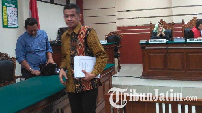 Kuasa Hukum Kecewa Hak Politik Bupati Nganjuk non Aktif Taufiqurrahman Dicabut