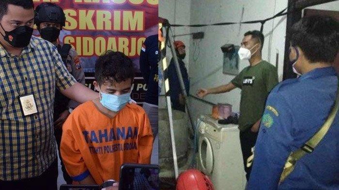 Asmara Berujung Penjara, Jasad Kakak dan Adik Dibuang di Sumur, Pelaku Bawa Mobil dan 5 Ponsel
