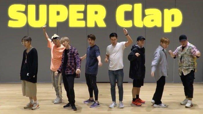 Terjemahan Lirik Lagu 'Super Clap' Super Junior dalam Bahasa Indonesia, Dilengkapi dengan Video!