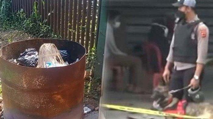 Terkuak siapa wanita misterius di tempat cuci mobil yang membuang kresek hitam dekat TKP kasus Subang