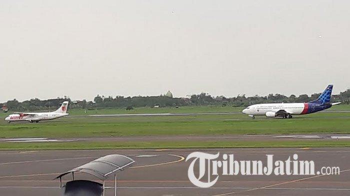 Antisipasi Adanya Gangguan Penerbangan Pada Pesawat, Bandara Juanda Terapkan Kebijakan Ini