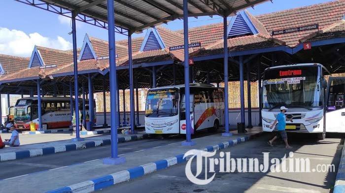 Selain Hasil Negatif Covid-19, Naik Bus Luar Kota Wajib Bawa Surat Keterangan Bukan Mudik Lebaran