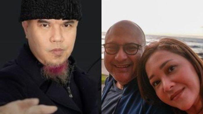 Di Belakang Maia Estianty, Irwan Mussry dan Ahmad Dhani Diam-diam Akrab, Ibu Al El Dul Bahas Amarah