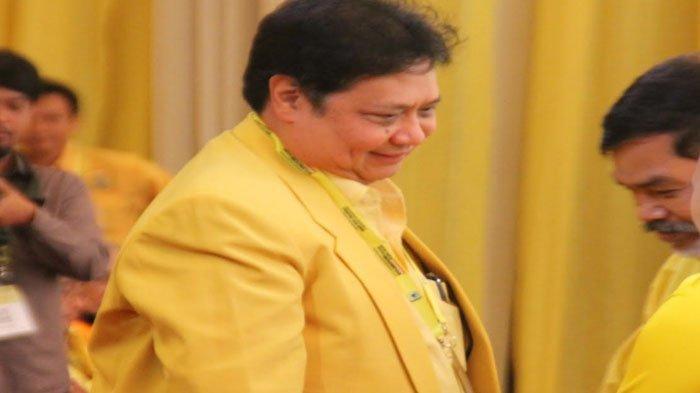 Jadi Calon Tunggal, Airlangga Hartarto Terpilih Lagi Jadi Ketua Umum Golkar 2019-2024