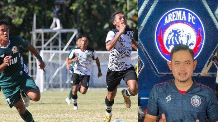 TERPOPULER BOLA: Kemenangan Tim Sepak Bola Jatim VS Kaltim - Penjualan Jersey Arema FC Laris Manis