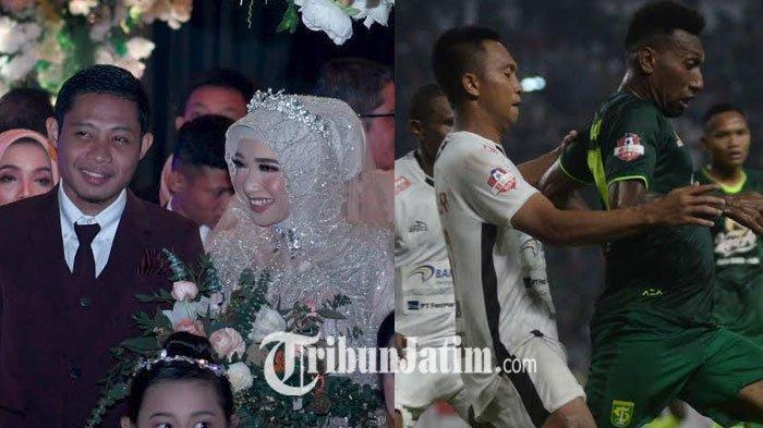 TERPOPULER BOLA: Kekalahan Perdana Persebaya di Liga 1 2020 hingga Resepsi Pernikahan Evan Dimas