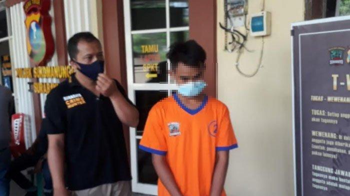 Diupah Rp 600 Ribu, Paman di Surabaya Ajak Ponakan Mencuri Motor, Sang Paman Kabur saat Ketahuan