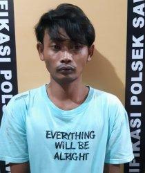 Jajal Bisnis Sabu, Pemuda di Surabaya Diringkus Bersama 15 Poket Sabu Siap Edar