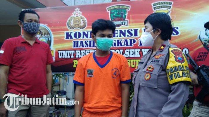 Pengakuan Pria yang Aniaya Pacar di Surabaya, Tinggal Bareng hingga Kesal Kekasih Hubungin Mantan