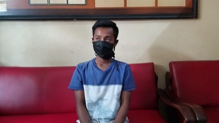 Pengedar Narkoba di Kediri Dikepung Polisi, Ngumpet di Kamar Mandi Berjam-jam