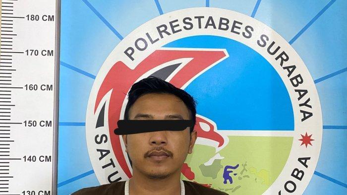Simpan Tujuh Poket Sabu di Kamar Kos, Pemuda di Surabaya Digelandang Polisi