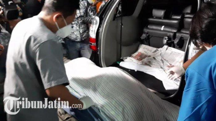 BREAKING NEWS - Kurir Sabu di Surabaya Ditembak Mati Polisi, Sempat Lawan Pakai Senjata Api Rakitan