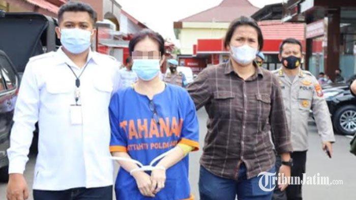 Residivis Berparas Cantik Diamankan Polda Jatim, Tipu Korban Senilai Rp48 Miliar, Begini Modusnya