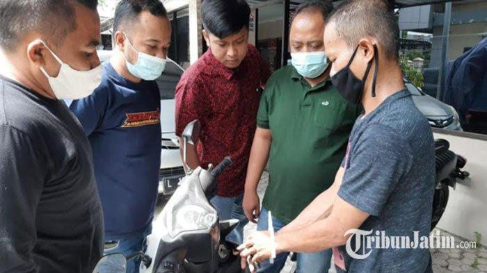 Polres Pamekasan Tangkap Spesialis Maling Motor asal Sampang, Pernah Curi 5 Motor di Tempat Berbeda