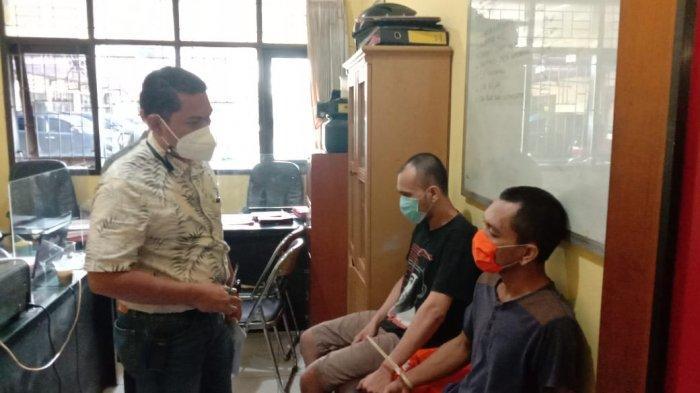 Bobol Rumah dan Curi Sepeda Motor, Dua Sahabat Ditangkap Resmob Polresta Malang Kota