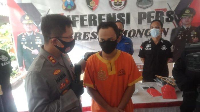 Polisi Periksakan Kejiwaan Pemilik Distro Pelaku Pelecehan 16 Cewek di Lamongan