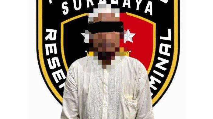 Pria 51 Tahun Cabuli Bocah di Gerbang Tempat Ibadah di Surabaya, Korban Dicabuli Sepulang Mengaji