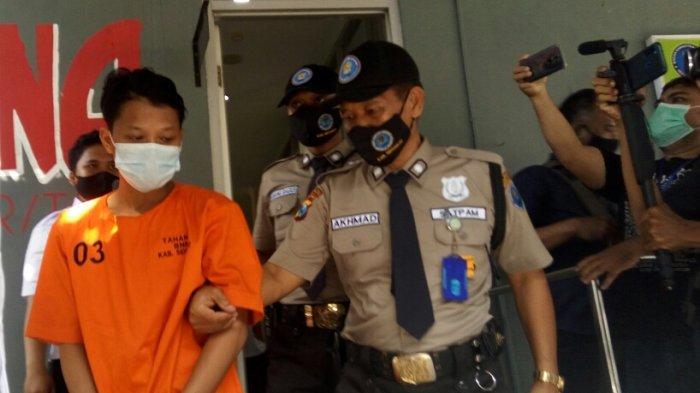Pengedar Narkoba Jaringan Lapas Tertangkap di Sidoarjo