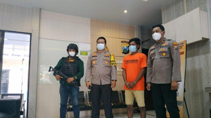 Akhir Pelarian Pelaku Penganiayaan Selama 7 Bulan, Disergap Polisi Surabaya saat Ada di Rumah Kos