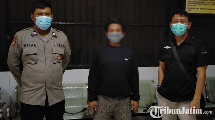 Coba Siasati Polisi, Pengedar Sabu Asal Karang Menjangan Simpan Narkoba di Dalam Senter