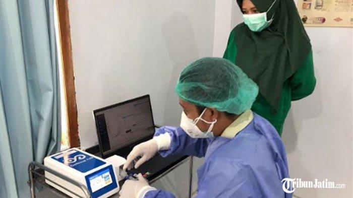 Tes Genose C19 Kini Hadir di Gresik, Pertama Kali, Layanan Tersedia di Rumah Sakit Ini