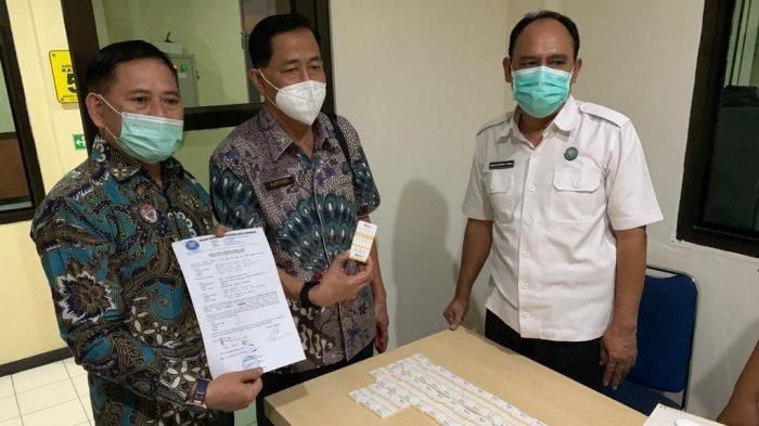 Seluruh Pejabat Pengadilan Agama Surabaya Jalani Tes Urine Ini Hasilnya