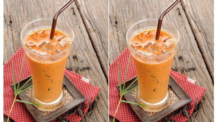 Resep 'Thai Tea Tarik' ala Rumahan, Menu Buka Puasa Ramadan 2021, Segar Nikmat Bikin Cuma 45 Menit