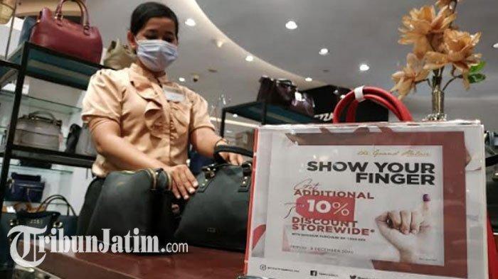 Grand City Mall Surabaya Beri Promo Spesial Pesta Demokrasi: Khusus untuk Warga yang Ikut Nyoblos