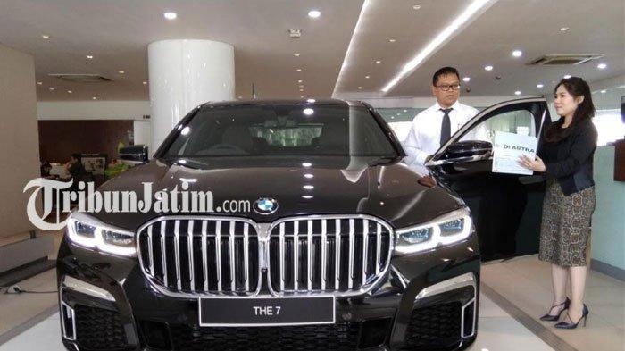 Baru Dikenalkan Hari Ini, The New BMW Seri 7 Seharga Rp 1,8 Miliar Sudah Punya 3 Pembeli Inden