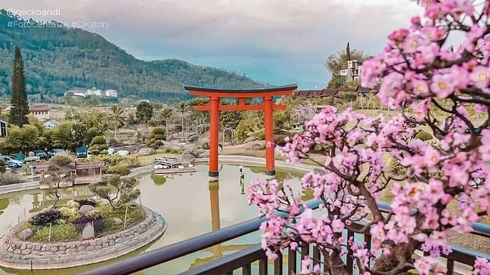 Harga Tiket Masuk The Onsen Resort Batu, Hadirkan Nuansa Jepang, Bisa Swafoto dengan Pakaian Yukata