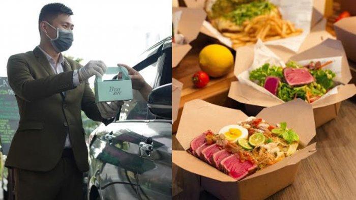 The Westin Surabaya Mudahkan Pesan Makanan Sehat Saat PPKM Darurat, 'Tak Perlu Turun dari Kendaraan'