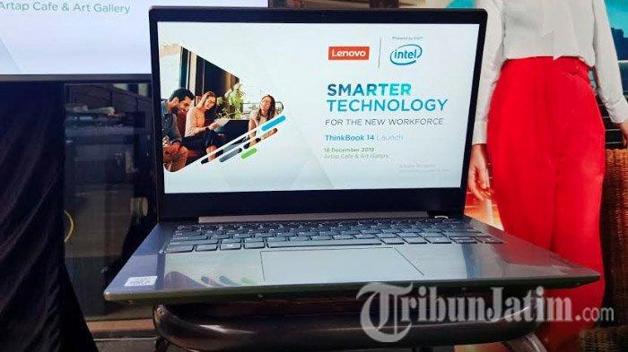 TRIBUNWIKI - 5 Fitur Andalan ThinkBook 14 untuk Produktivitas Tanpa Batas