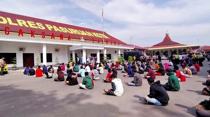 23 Remaja yang Terprovokasi Demo Tolak PPKM Darurat Terkonfirmasi Positif Covid-19