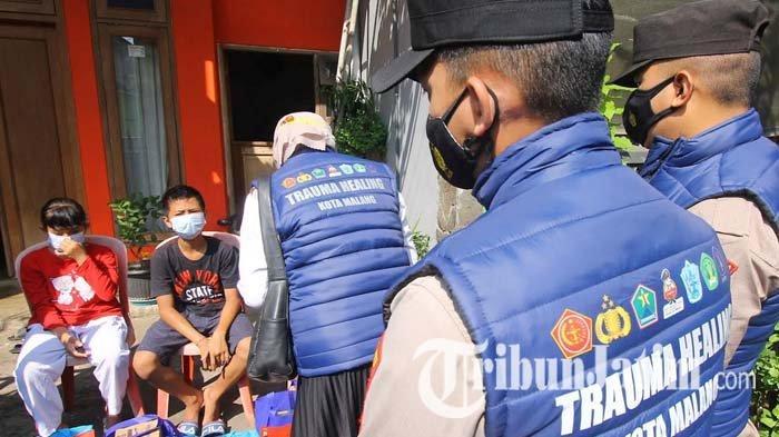 Update Kondisi Terkini Tiga Anak di Kota Malang yang Jalani Isolasi Mandiri Tanpa Orang Tua