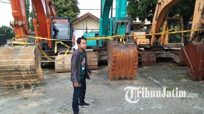 Polda Jatim Usut Kasus Praktik Penambangan Ilegal di Jombang dan Sampang, 8 Saksi Diperiksa