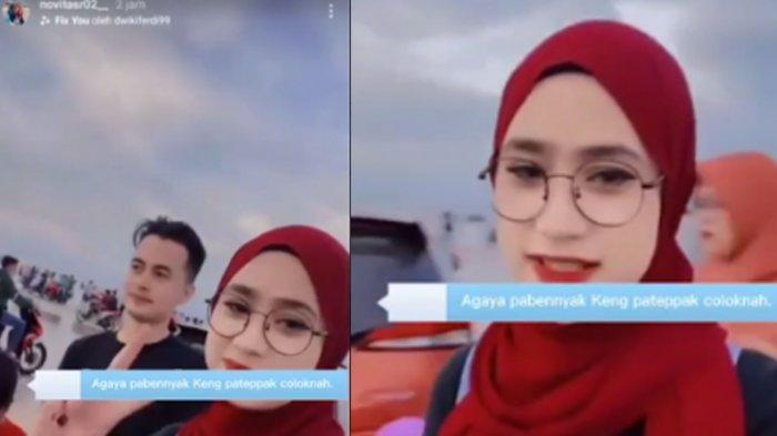 Viral Seleb TikTok Sebut 'Banyak Rakyat Jelata' di Pantai Camplong, Warganet: yang Benar Mulutnya