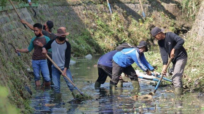 Wali Kota Maidi Bentuk Tim 27 untuk Jadikan Sungai di Kota Madiun Selalu Bersih