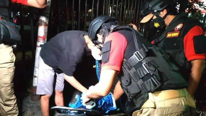 Antisipasi Kejahatan Jalanan dan Tawuran, Tim Anti Bandit Polsek Sukolilo Gencarkan Patroli Rutin
