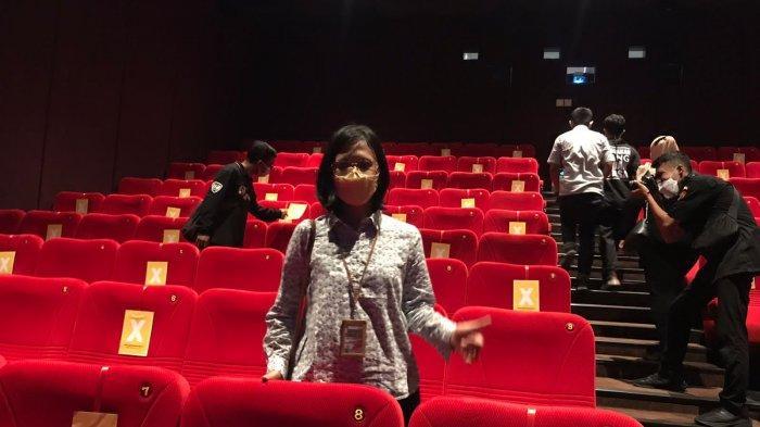 Bioskop di Surabaya Boleh Buka, Penonton Diwajibkan Telah Vaksin Dosis Kedua