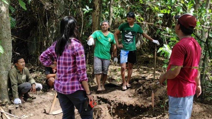Dapat Laporan Temuan Umpak hingga Punden, BPCB Jatim Lakukan Ekskavasi Sejumlah Titik di Kota Madiun