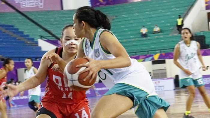 PON XX Papua 2021, Tim Basket Putri Jawa Timur Raih Medali Emas usai Kalahkan Bali